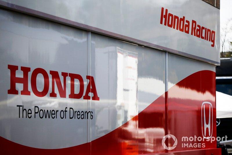 Un camion Honda