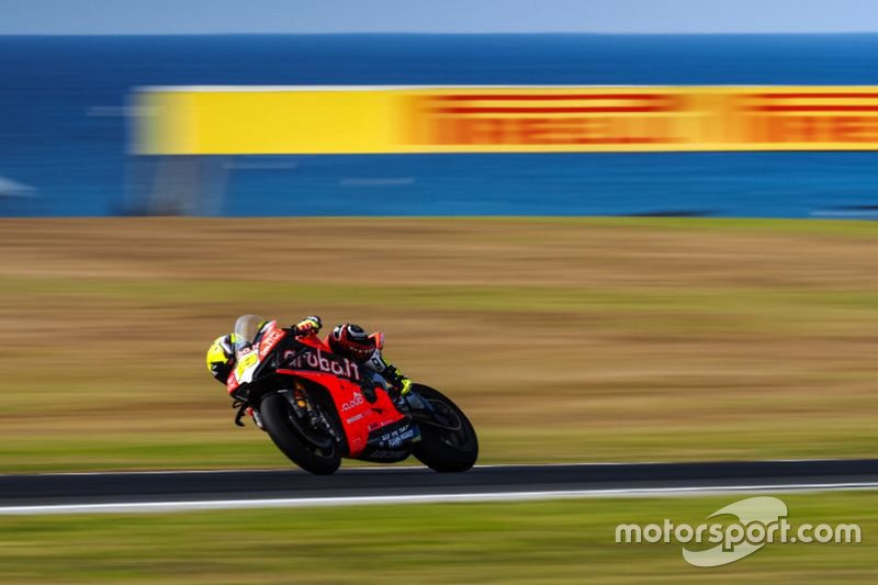 Álvaro Bautista, Aruba.it Racing , Ducati