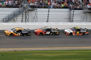 Clint Bowyer, Stewart-Haas Racing, Ford Mustang Rush Truck Centers/Mobil 1 Jamie McMurray, Spire Motorsports, Chevrolet Camaro McDonalds/Cessna/Bass Pro Shops Matt DiBenedetto, Leavine Family Racing, Toyota Camry Procore