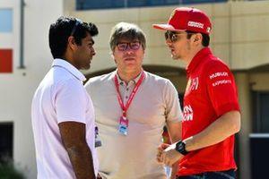 Karun Chandhok, Sky TV, Charles Leclerc, Ferrari