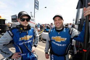 Will Power, Team Penske Chevrolet engineers