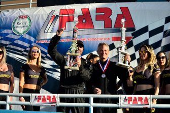 Peter London & Andor Kovacs of TLM Racing