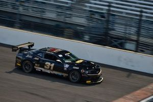 #31 TA3 Chevrolet Camaro driven by Trevor Janke of Speedway Motors Garage