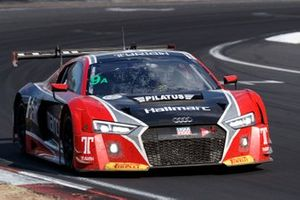 #9 Audi Sport Team MPC Audi R8 LMS: Marc Cini, Lee Holdsworth, Dean Fiore