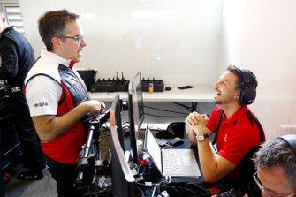 Pascal Zurlinden, Porsche Motorsport, Earl Bamber, EBM