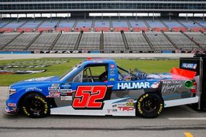 Stewart Friesen, Halmar Friesen Racing, Toyota Tundra Halmar Racing To Beat Hunger
