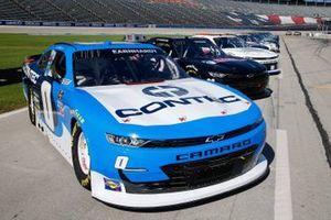Jeffrey Earnhardt, JD Motorsports, Chevrolet Camaro Contec, Inc.