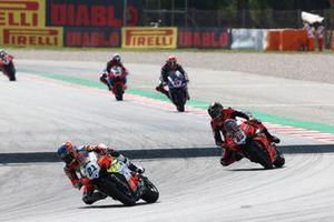 Michael Ruben Rinaldi, Team Goeleven, Scott Redding, Aruba.it Racing Ducati
