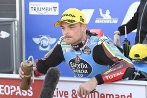 Polesitter Sam Lowes, Marc VDS Racing