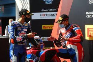 Toprak Razgatlioglu, Pata Yamaha, Leon Haslam, Team HRC