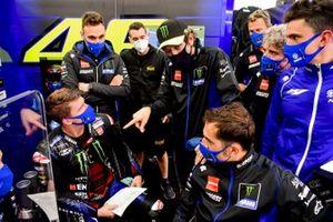 Garrett Gerloff e Valentino Rossi, Yamaha Factory Racing