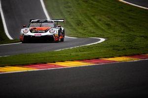#56 Dinamic Motorsport Porsche 911 GT3-R Silver Cup