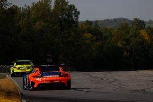 #14 AIM Vasser Sullivan Lexus RC-F GT3, GTD: Jack Hawksworth, Aaron Telitz, #74 Riley Motorsports Mercedes-AMG GT3, GTD: Lawson Aschenbach, Gar Robinson