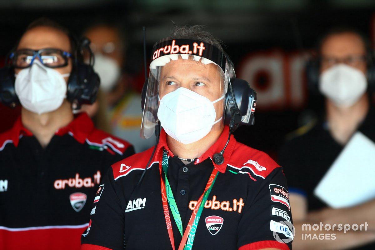 Serafino Foti, Aruba.it Racing Ducati