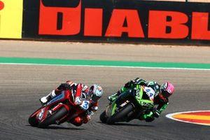 Raffaele De Rosa, MV Agusta Reparto Corse, Lucas Mahias, Kawasaki Puccetti Racing