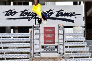 Yellow flag Xfinity race