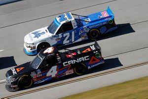 Raphael Lessard, Kyle Busch Motorsports, Toyota Tundra Canac, Zane Smith, GMS Racing, Chevrolet Silverado