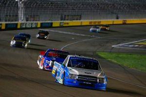 Todd Gilliland, Front Row Motorsports, Ford F-150 pneumatech, Stewart Friesen, Halmar Friesen Racing, Toyota Tundra Halmar Racing To Beat Hunger
