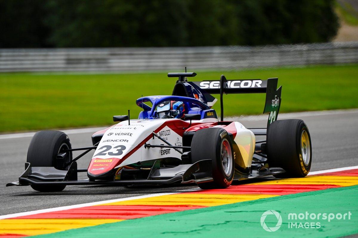 Roman Stanek, Charouz Racing System