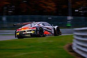 #32 Belgian Audi Club Team WRT Audi R8 LMS GT3: Charles Weerts, Frank Stippler, Edoardo Mortara