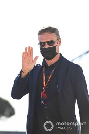 David Coulthard, Presenter
