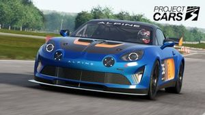 L'Alpine A110 dans Project Cars 3