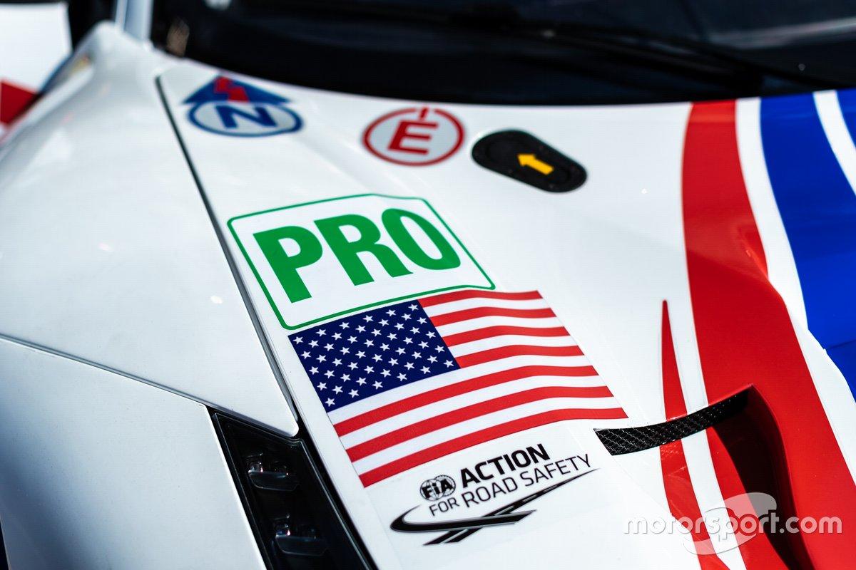 #63 Weathertech Racing - Ferrari 488 GTE EVO: Cooper MacNeil, Toni Vilander, Jeffrey Segal