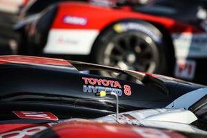 #8 Toyota Gazoo Racing