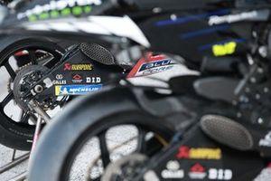 Valentino Rossi, Yamaha Factory Racing's Yamaha