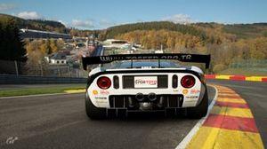 Ford GT LM Spec II Test Car Gr.3, Spa-Francorchamps 8. ayak yarışı