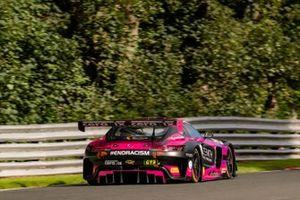 #69 RAM Racing Mercedes-AMG GT3: Sam De Haan, Patrick Kujala