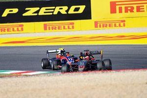 Enzo Fittipaldi, HWA Racelab and David Beckmann, Trident
