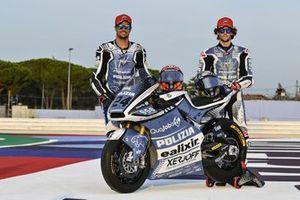 Stefano Manzi and Simone Corsi, Forward Racing livery