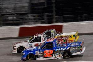 Zane Smith, GMS Racing, Chevrolet Silverado Stewart Friesen, Halmar Friesen Racing, Toyota Tundra Halmar Racing To Beat Hunger