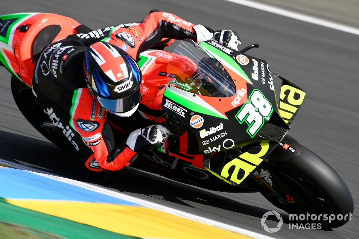 2020: Bradley Smith (Aprilia RS-GP)