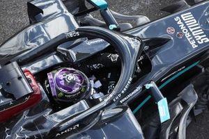Lewis Hamilton, Mercedes F1 W11 EQ Performance
