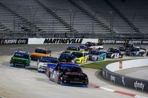 #21: Zane Smith, GMS Racing, Chevrolet Silverado LaPaz/MRC