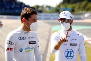 Robin Frijns, Audi Sport Team Abt Sportsline, Philipp Eng, BMW Team RBM