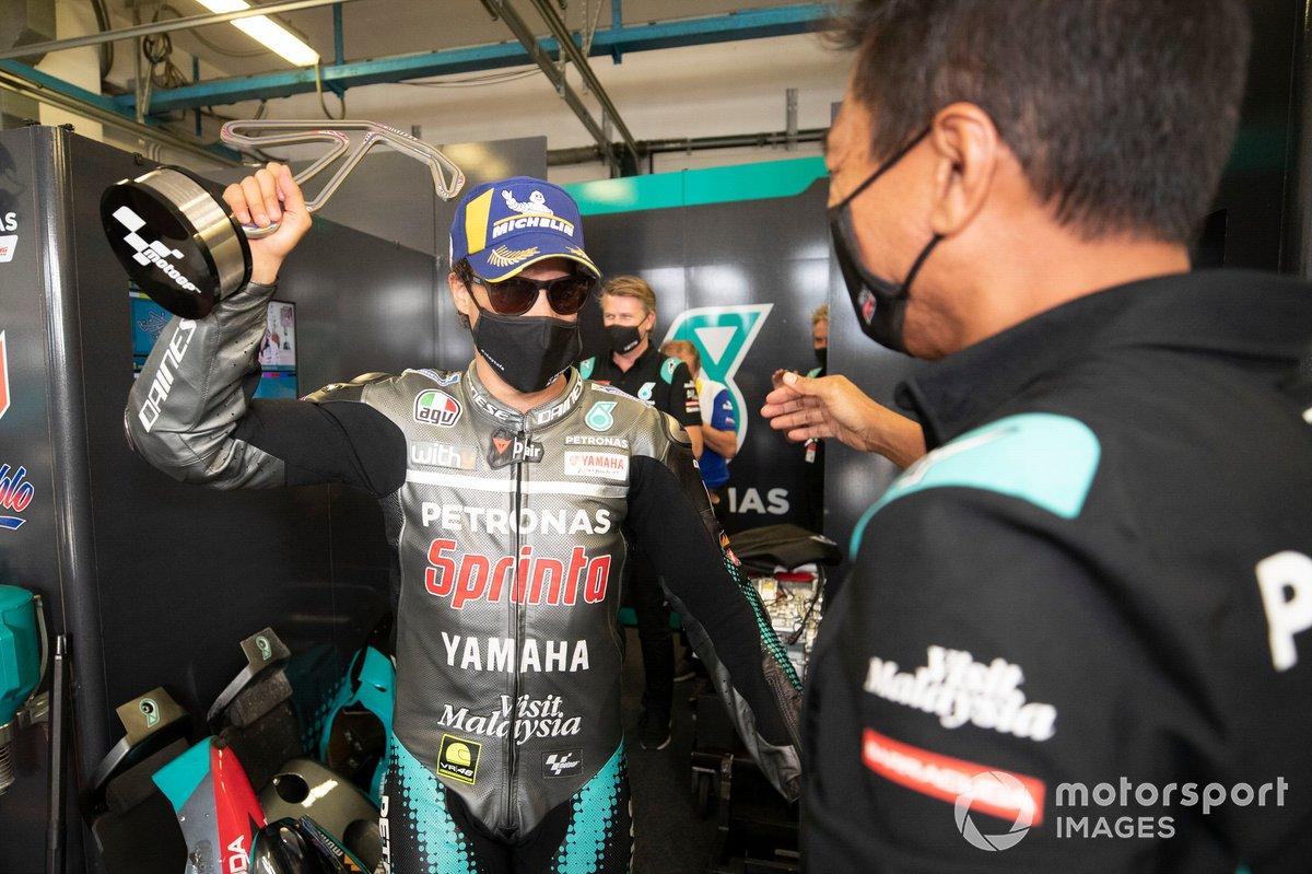 Franco Morbidelli, Petronas Yamaha SRT, Razlan Razali