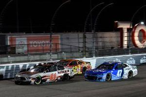 Cole Custer, Stewart-Haas Racing, Ford Mustang HaasTooling.com Ricky Stenhouse Jr., JTG Daugherty Racing, Chevrolet Camaro Kroger