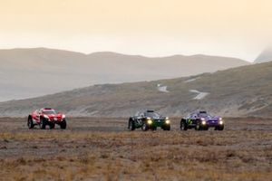 Laia Sanz, Carlos Sainz, Sainz XE Team, Emma Gilmour, Stephane Sarrazin, Veloce Racing, Cristina Gutierrez, Sebastien Loeb, X44