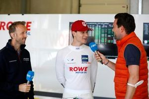 Rene Rast, Sheldon van der Linde, ROWE Racing