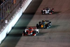 Marcus Ericsson, Chip Ganassi Racing HondaPatricio O'Ward, Arrow McLaren SP Chevrolet, Takuma Sato, Rahal Letterman Lanigan Racing Honda