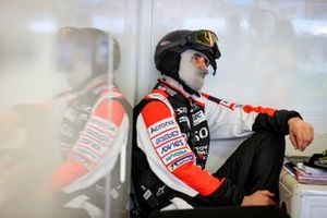 Miembro del equipo de boxes de Toyota Gazoo Racing