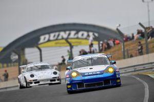 #176 Porsche 996 GT3-RS: Maurizio Fratti