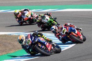Andrea Locatelli, PATA Yamaha WorldSBK Team, Alvaro Bautista, Team HRC, Jonathan Rea, Kawasaki Racing Team WorldSBK