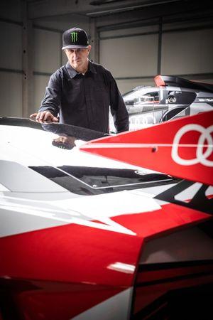Ken Block, Audi e-tron Vision Gran Turismo