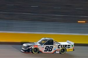 Christian Eckes, ThorSport Racing, Toyota Tundra Curb Records