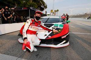 #1: Paul Miller Racing Lamborghini Huracan GT3, GTD: Madison Snow, pole sitter