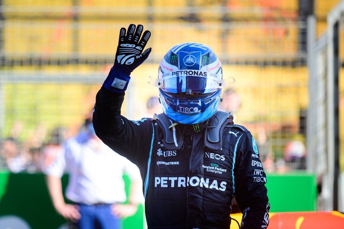 Valtteri Bottas, Mercedes: 6 puan